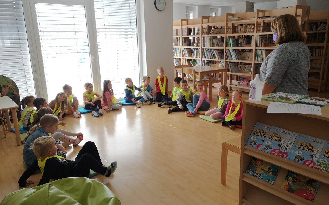 Kulturni dan: Gremo v knjižnico